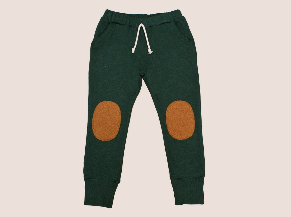 Image of organic cottton sweatpants