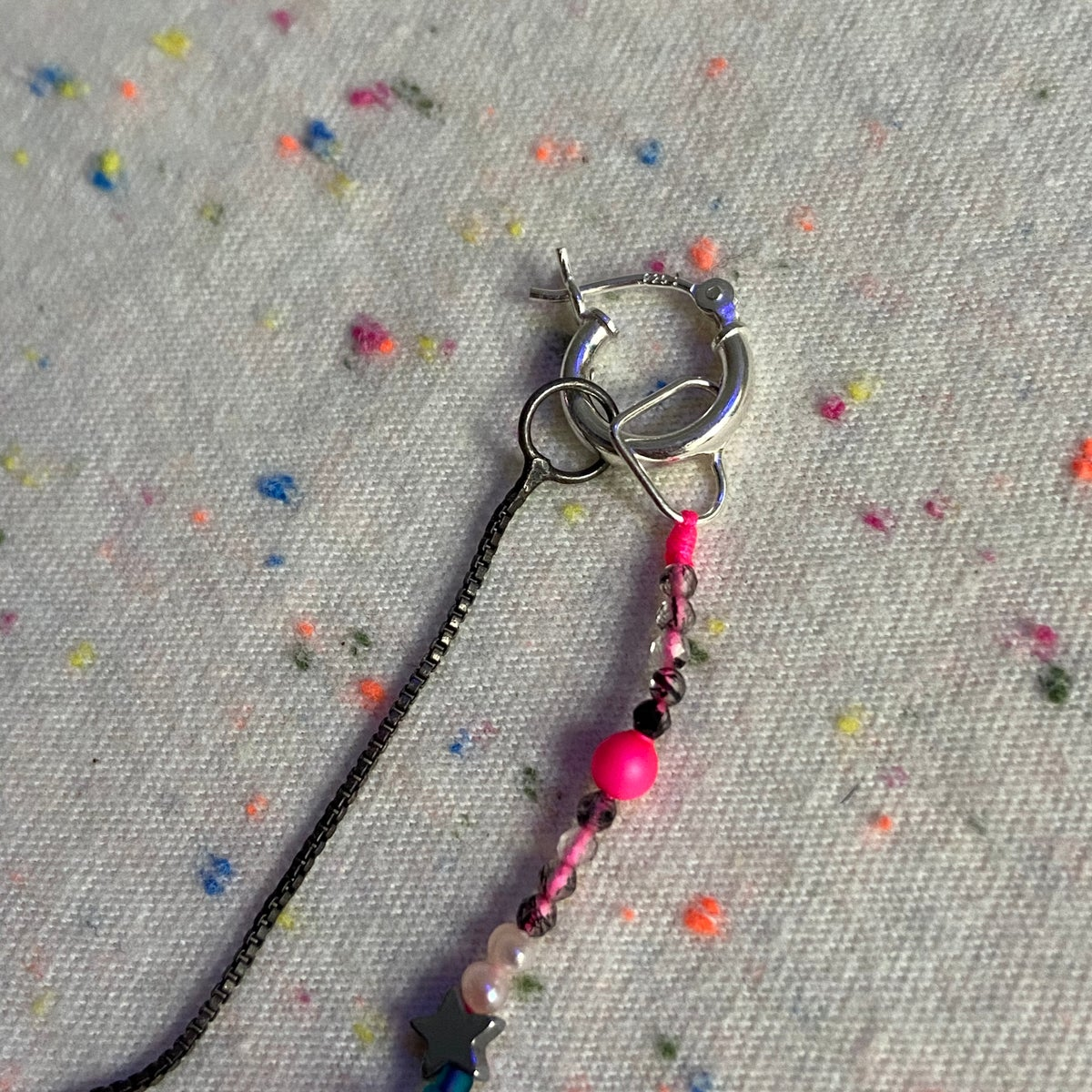 Image of One of a kind earring #2