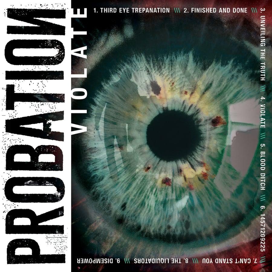 Image of Probation - Violate CD Digipack