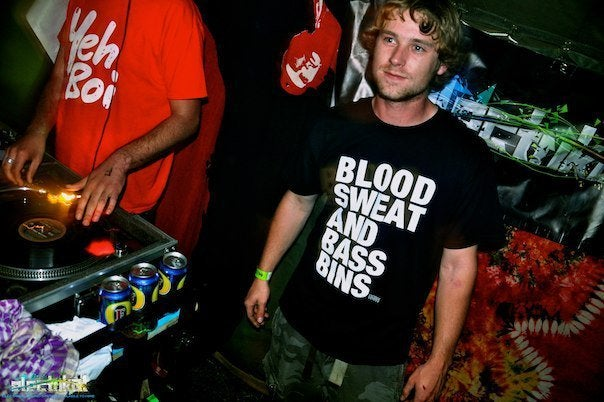 Image of Blood Sweat and Bass Bins