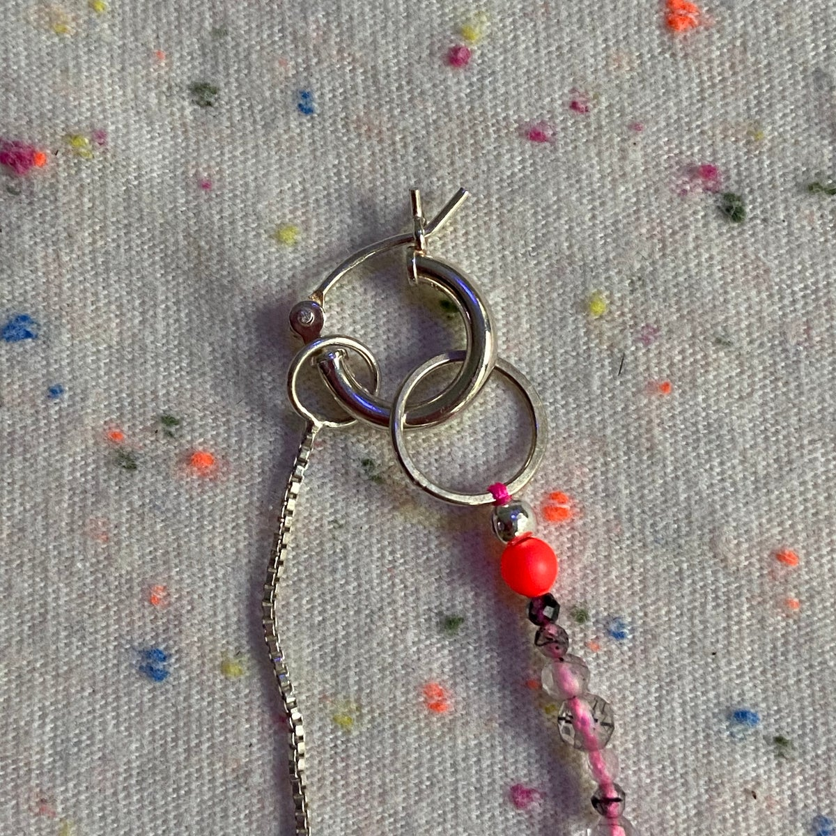 Image of One of a kind earring #6