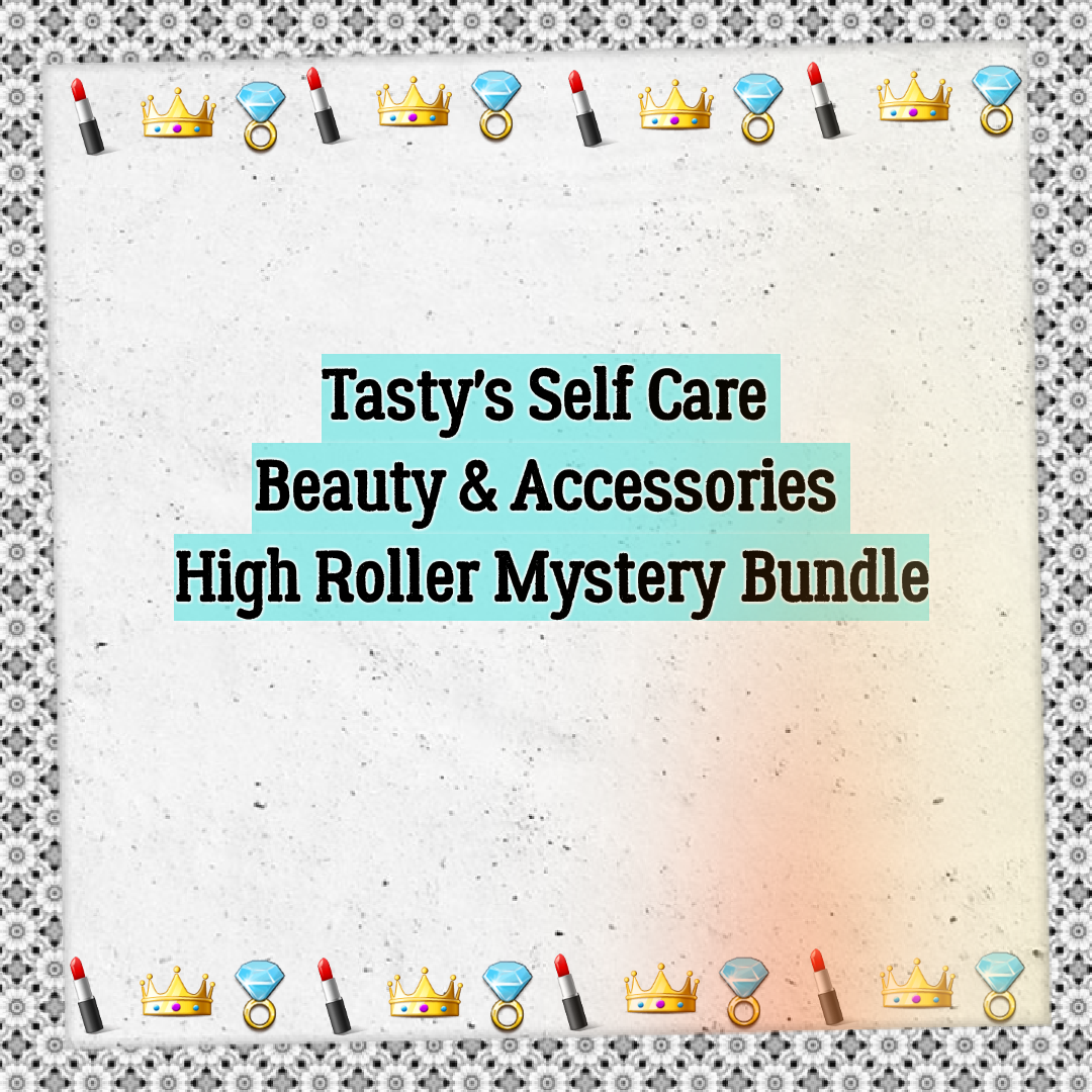 Image of Tasty's Self Care Beauty & Accessories High-Roller MYSTERY Bundle