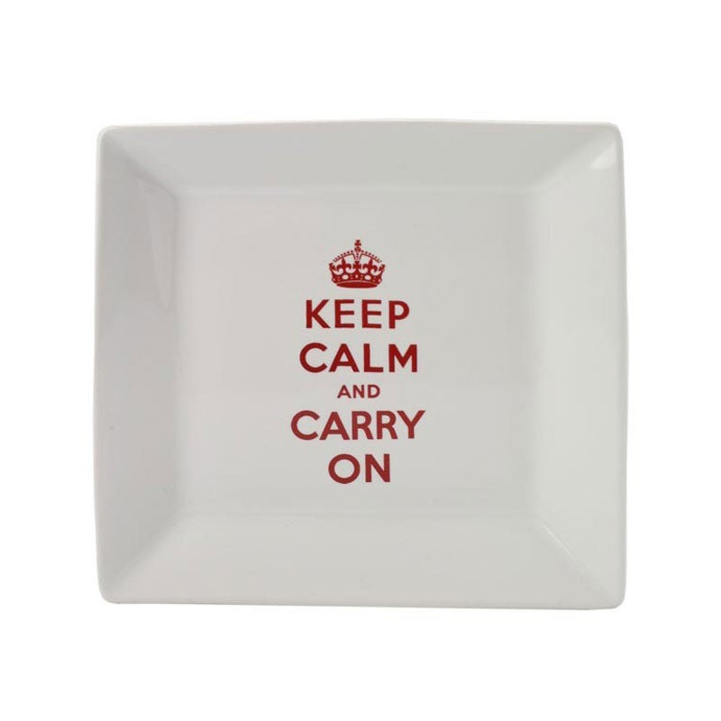 Image of Keep Calm Pate Tray