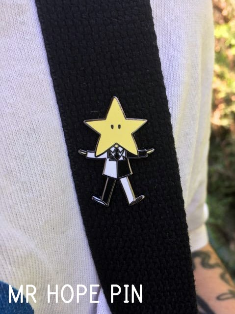 Image of Mr Hope Pin