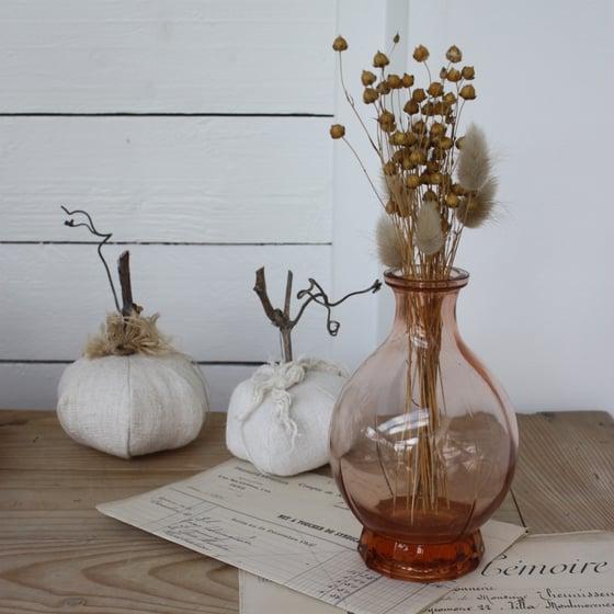 Image of Petit vase vintage rose.