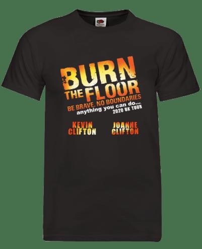 Image of UK 2020 Tour T-Shirt