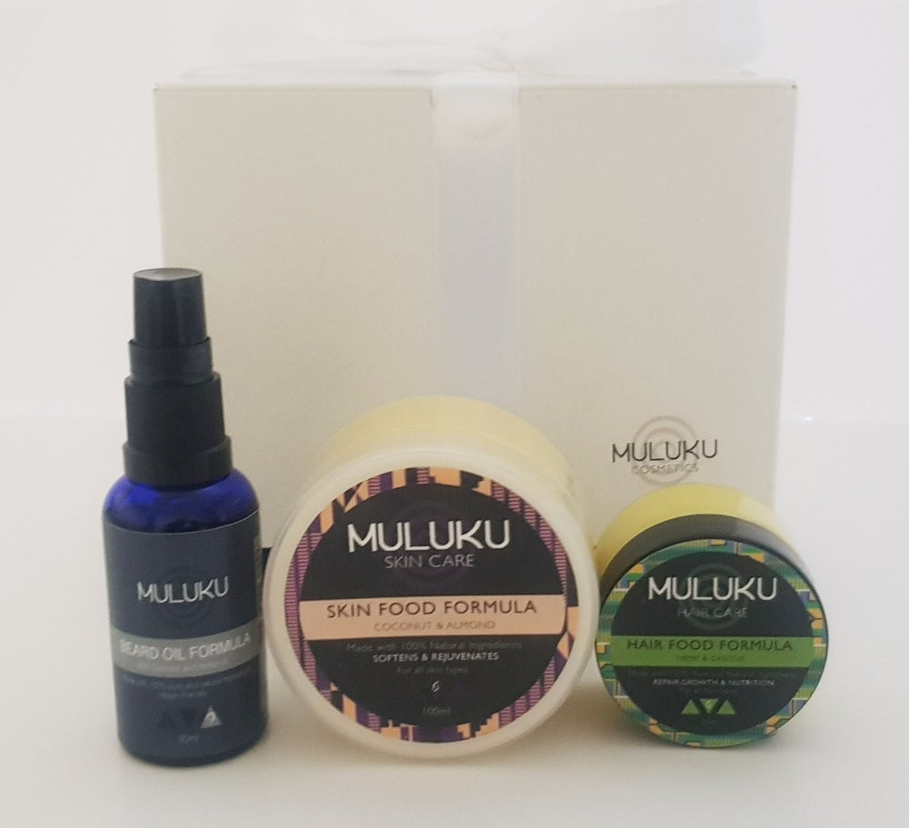 Image of Fathers Day GIft set 3 piece Beard