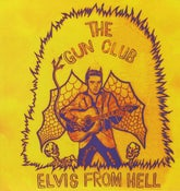 Image of LP. The Gun Club : Elvis From Hell.       Ltd Edition Coloured Vinyl.