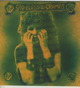 Image of LP. The Cramps : God Bless The Cramps.   Ltd Edition.