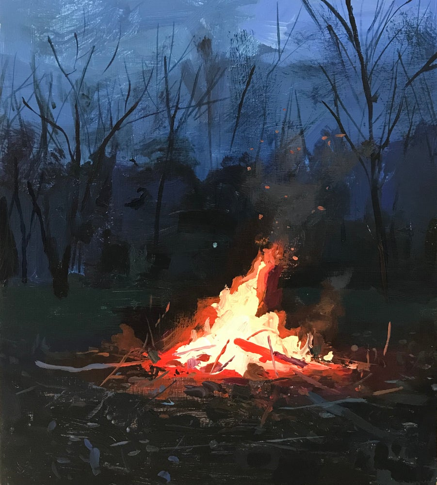 Image of June Fire