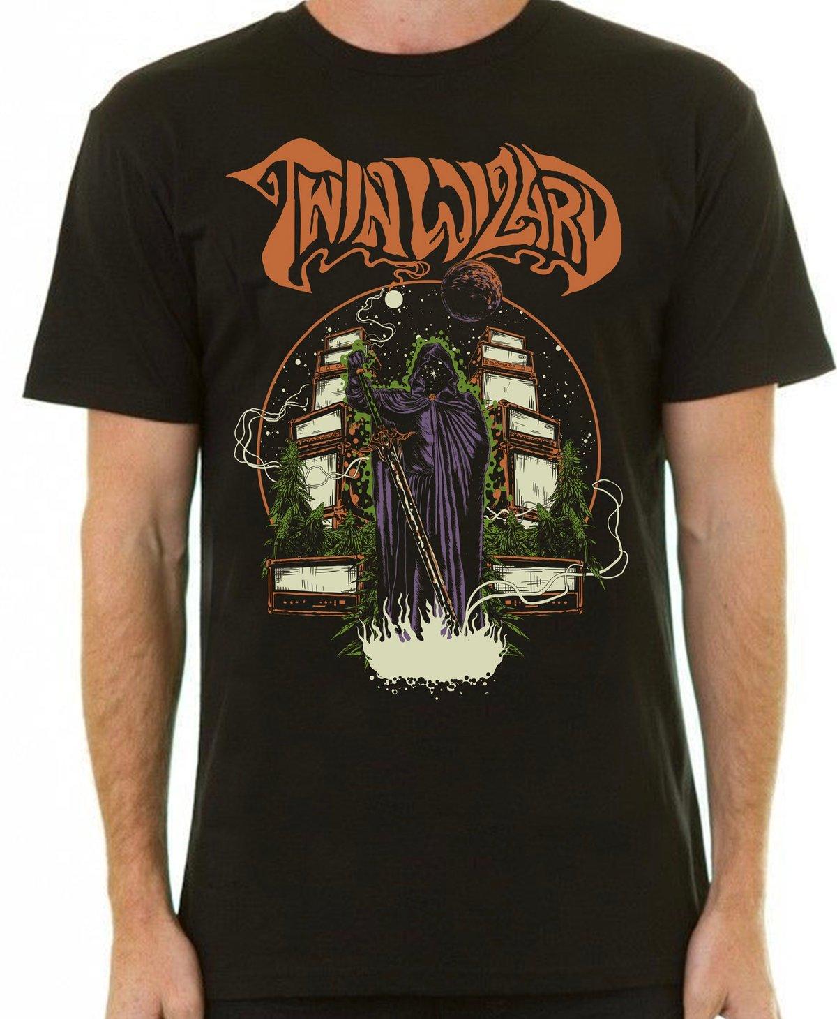 Image of Weedzard Knight T-Shirt