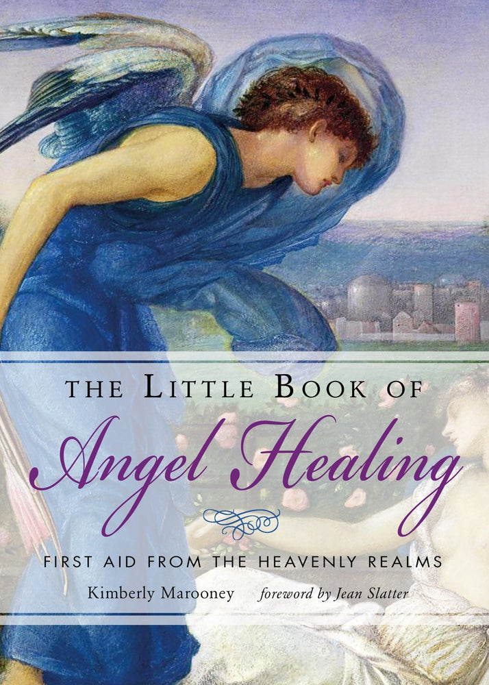 Image of The Little Book of Angel Healing: First Aid from the Heavenly Realms