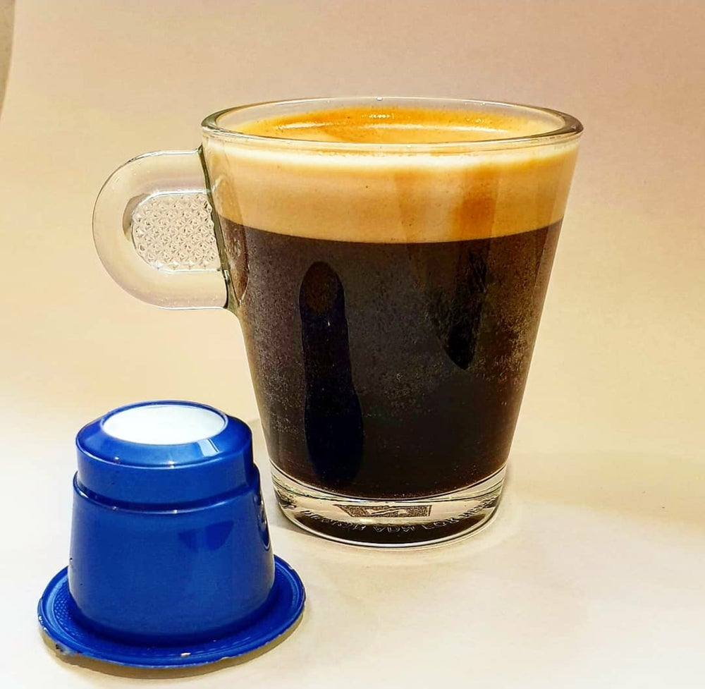 Image of Gunnery Blend Drury Nespresso compatible capsules