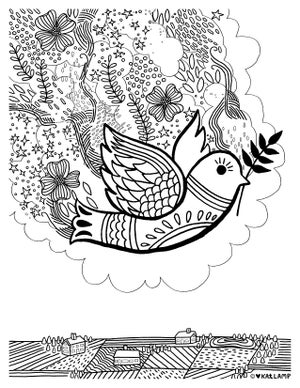 Image of Coloring Book for People!