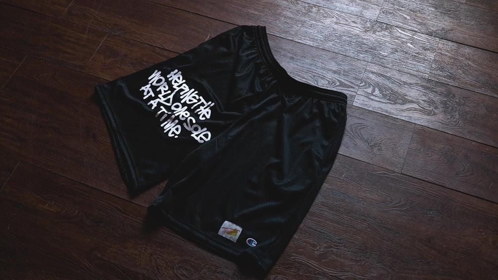 OSAAT x Champion Mesh Shorts