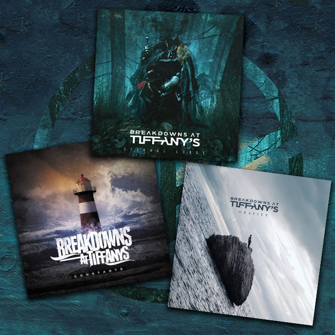 "Image of Album ""ETERNAL LORDS"" ""CONSTANTS"" or ""GRAVITY"""