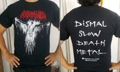 "Image of ANATOMIA ""Dismal slow death metal"""