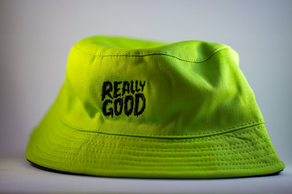 Image of Really Good Reversible Bucket Hat