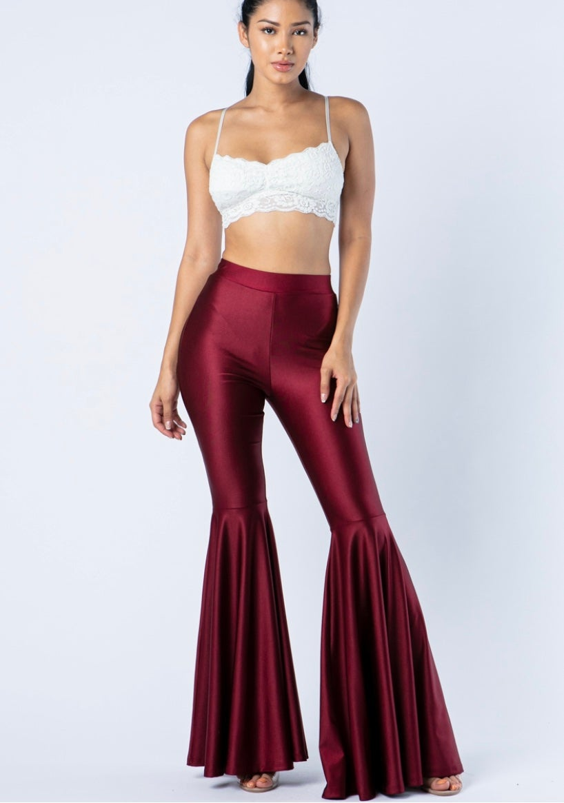 Image of Do Drop Bell Bottoms