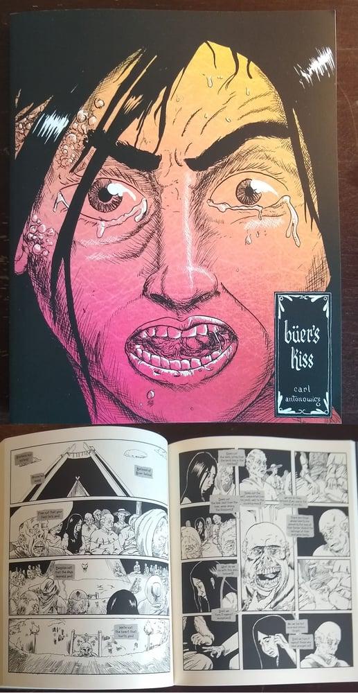 Image of Büer's Kiss