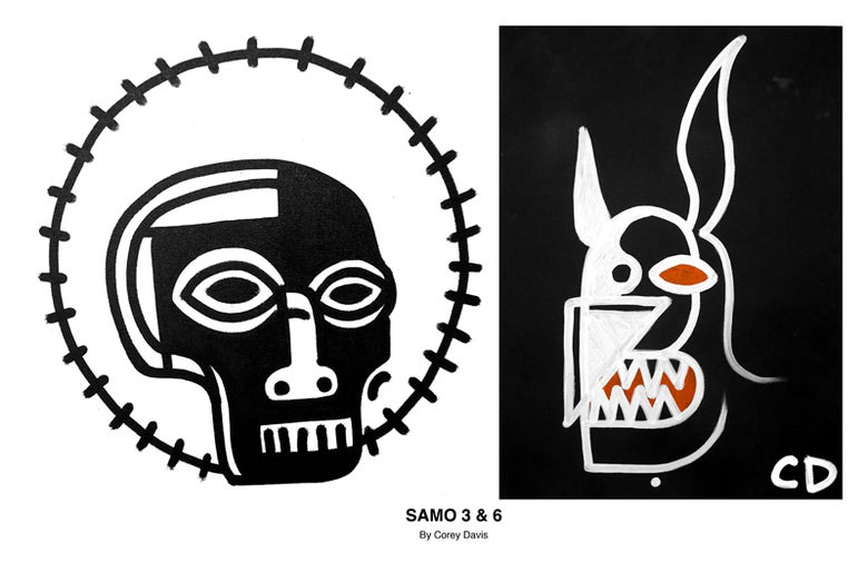 "Image of ""Samo 3 & 6"" Print 11x17"""