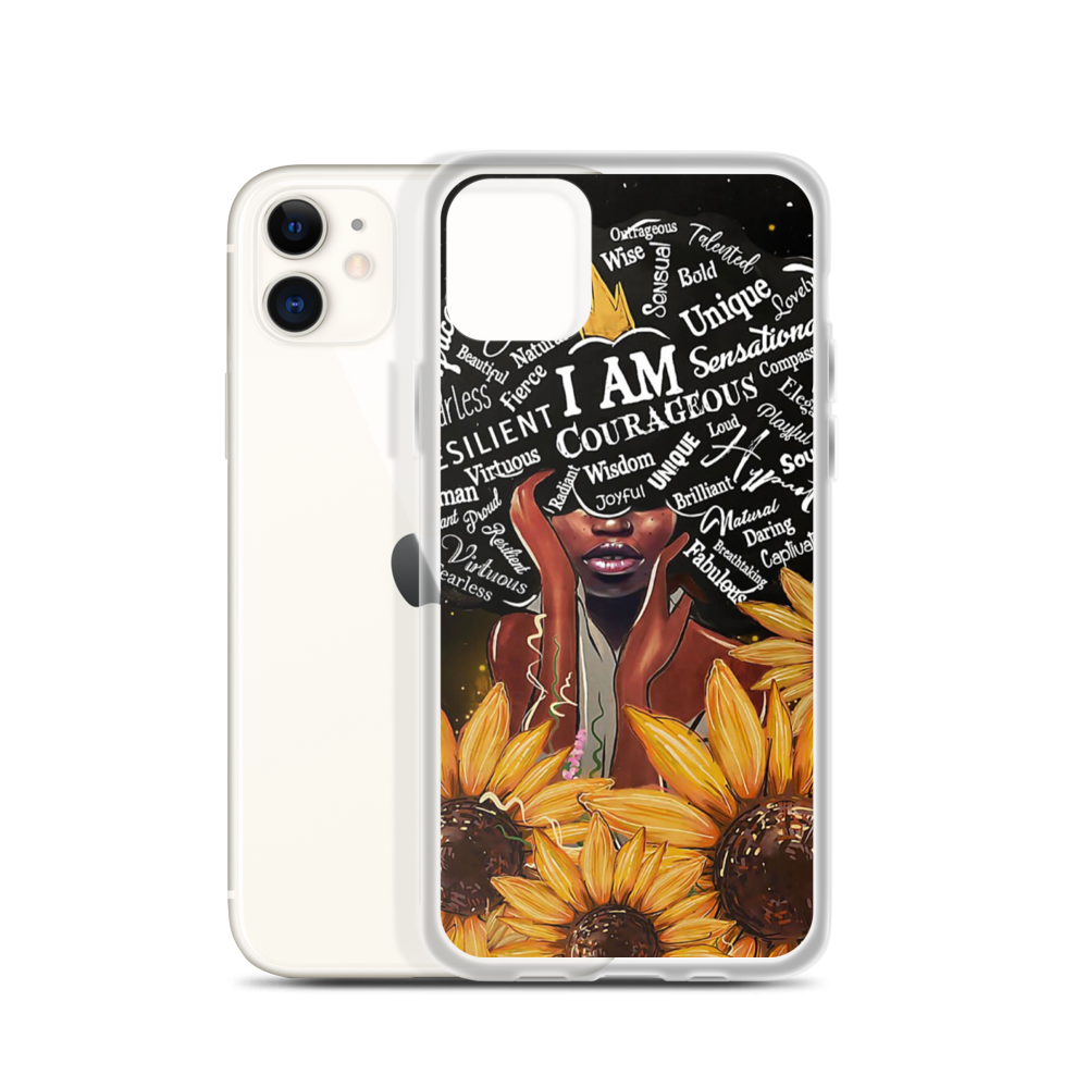 Image of Sunflower iPhone Case