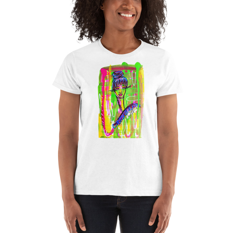 """Image of """"Electric"""" Tee"""