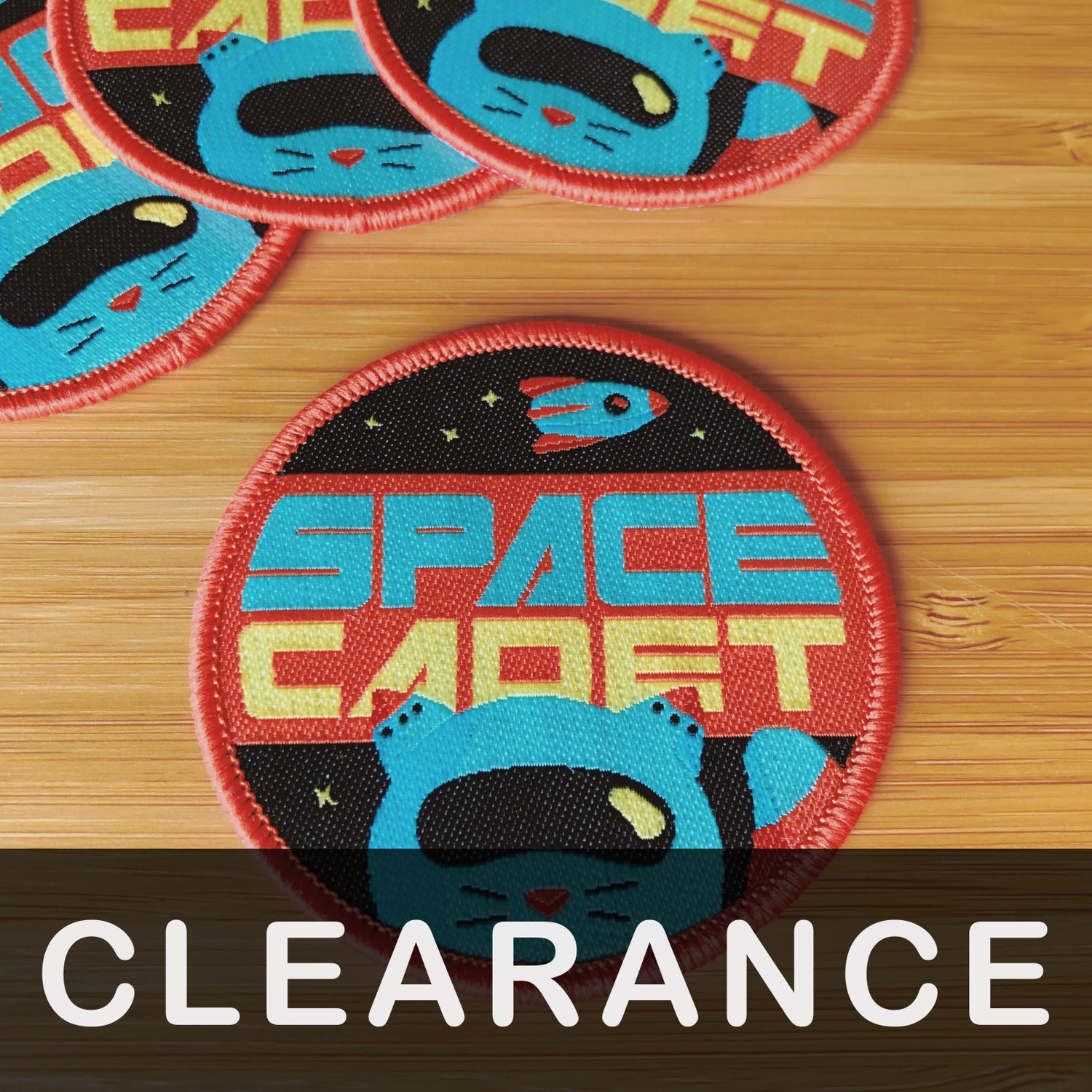 Image of SPACE CADET PATCH