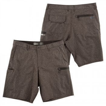 SHORT HIBRIDO SALTY CREW HIGH SEAS PERFORATED EN LIQUIDACION
