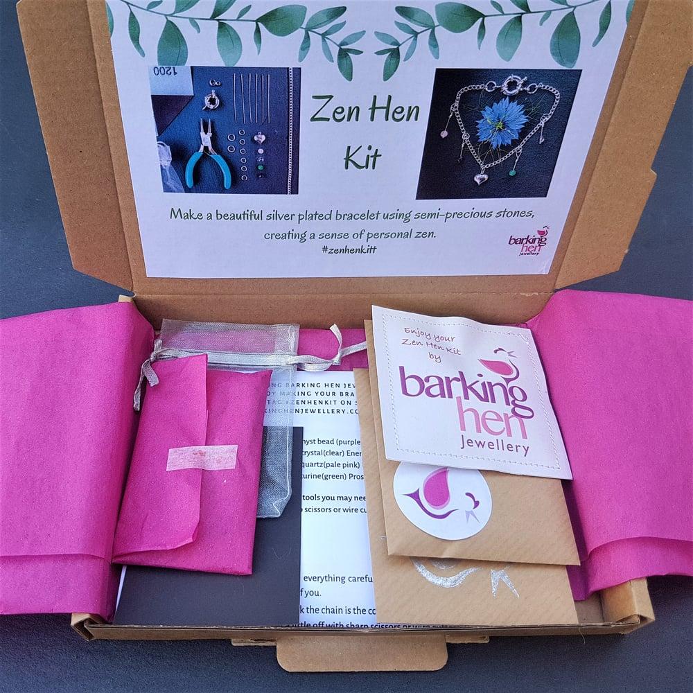 Image of Zen Hen Bracelet Making Kit