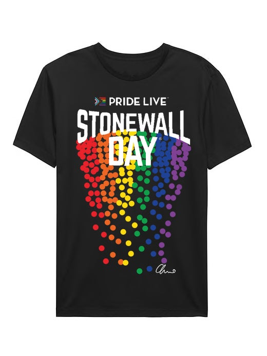 Image of PRE-ORDER Stonewall Day Pride T-Shirt - Limited Edition