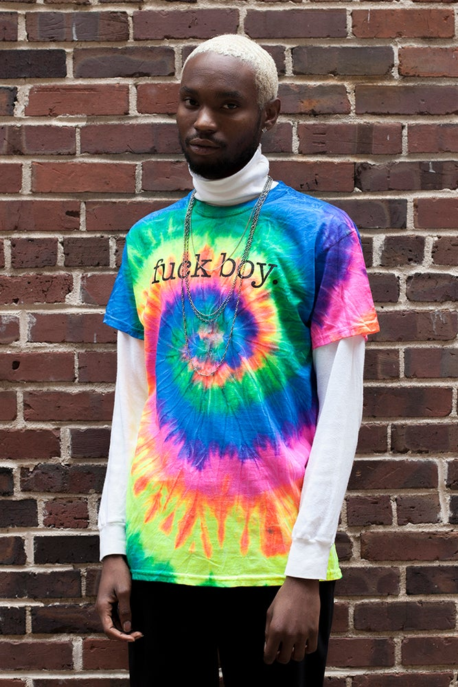 Image of F*ck Boy T-shirt [Pride Edition]