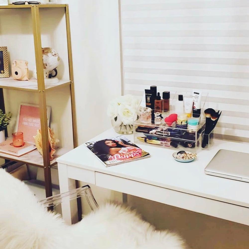 'Glam-Her' Vanity Organizer