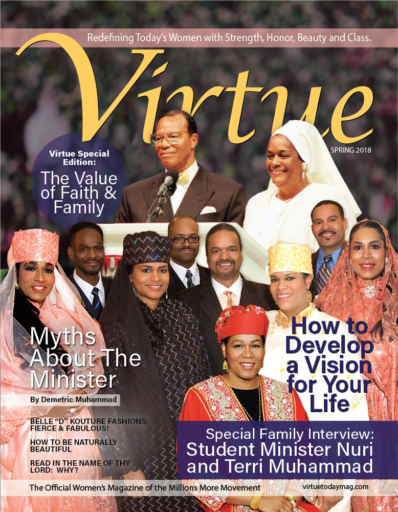 Image of Family Issue of Virtue