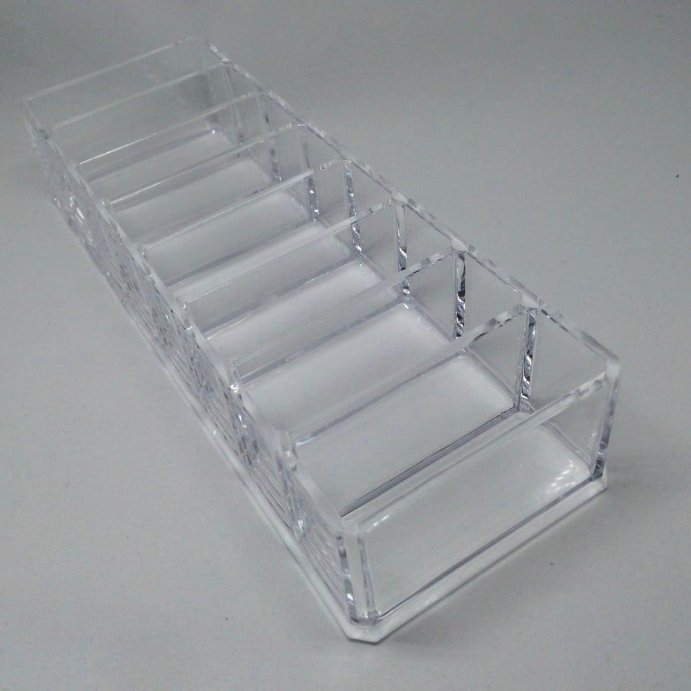 'See Thru' Acrylic Compact Organizer