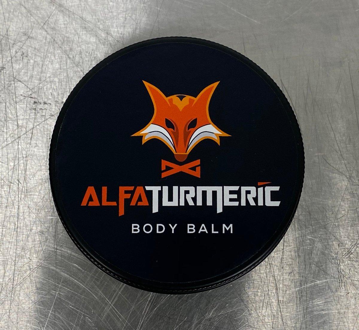 ALFATURMERIC BODY BALM