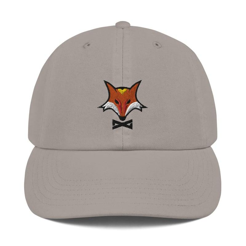 FOLLOW THE FOX DAD CAP