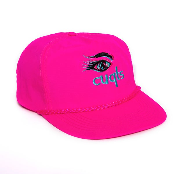 Image of ICUQTS NEON PINK HAT