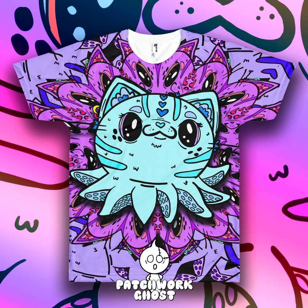 Image of Octopurr All Over Print Shirt