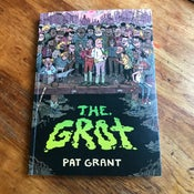 Image of The Grot - Collected Graphic Novel -  Pre-Order (Special Launch Edition)