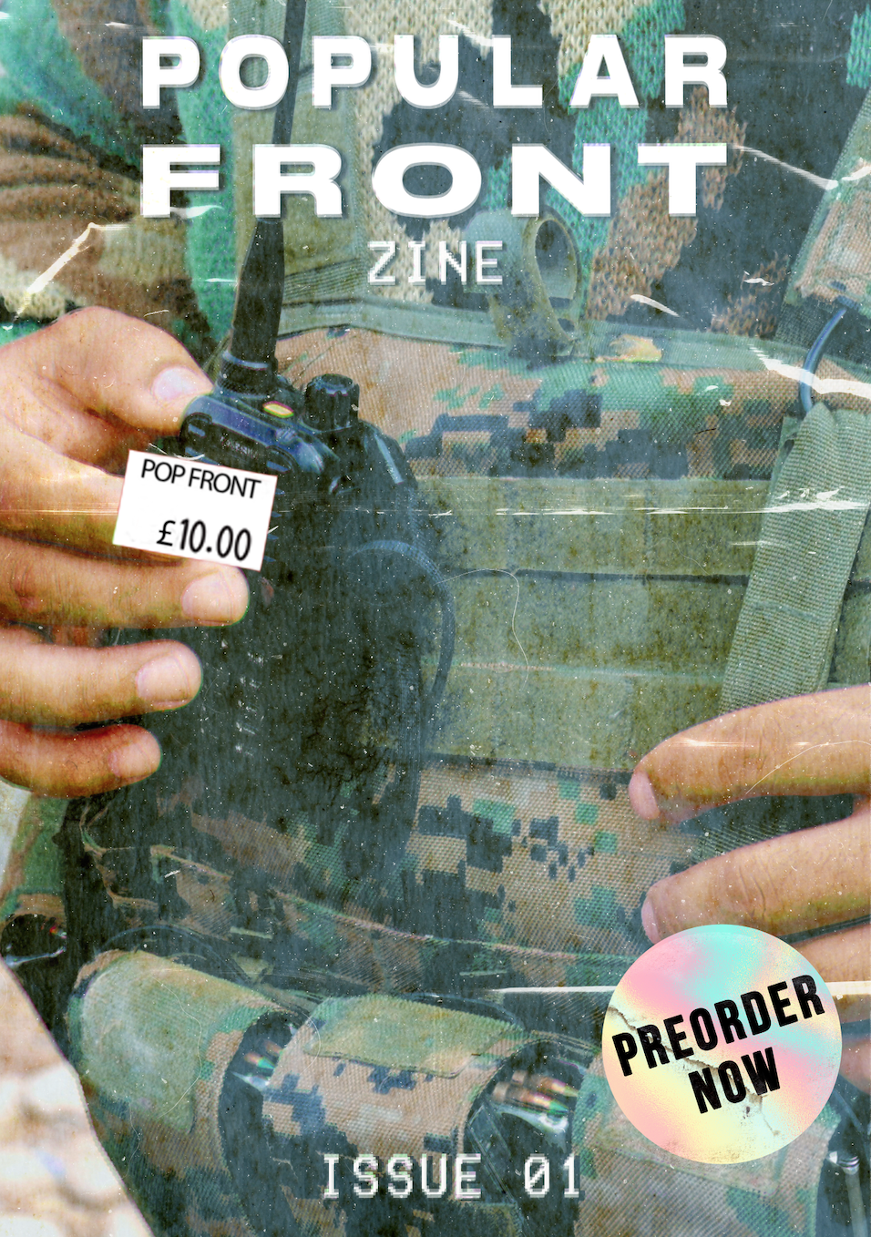 Image of ZINE // ISSUE 01 — PRE-ORDER