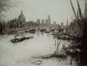 Image of The River Thames, London