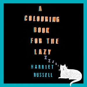 Image of A Colouring book for the lazy