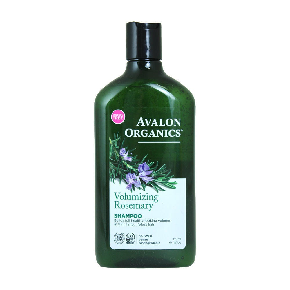 Image of YAvalon-Organics Rosemary Shampoo -- vegan-safe ingredients, beautiful, healthy results!