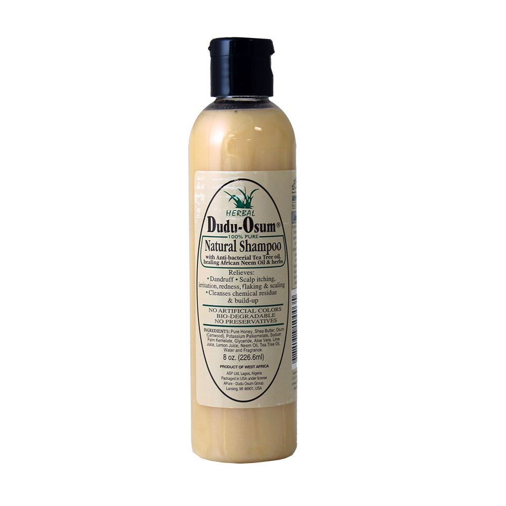 Image of YDudu-Osum Herbal Shampoo: Moisturize, clean, smell earthy!