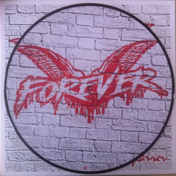 "Image of COCK SPARRER - ""Forever"" LP Picture Disc"