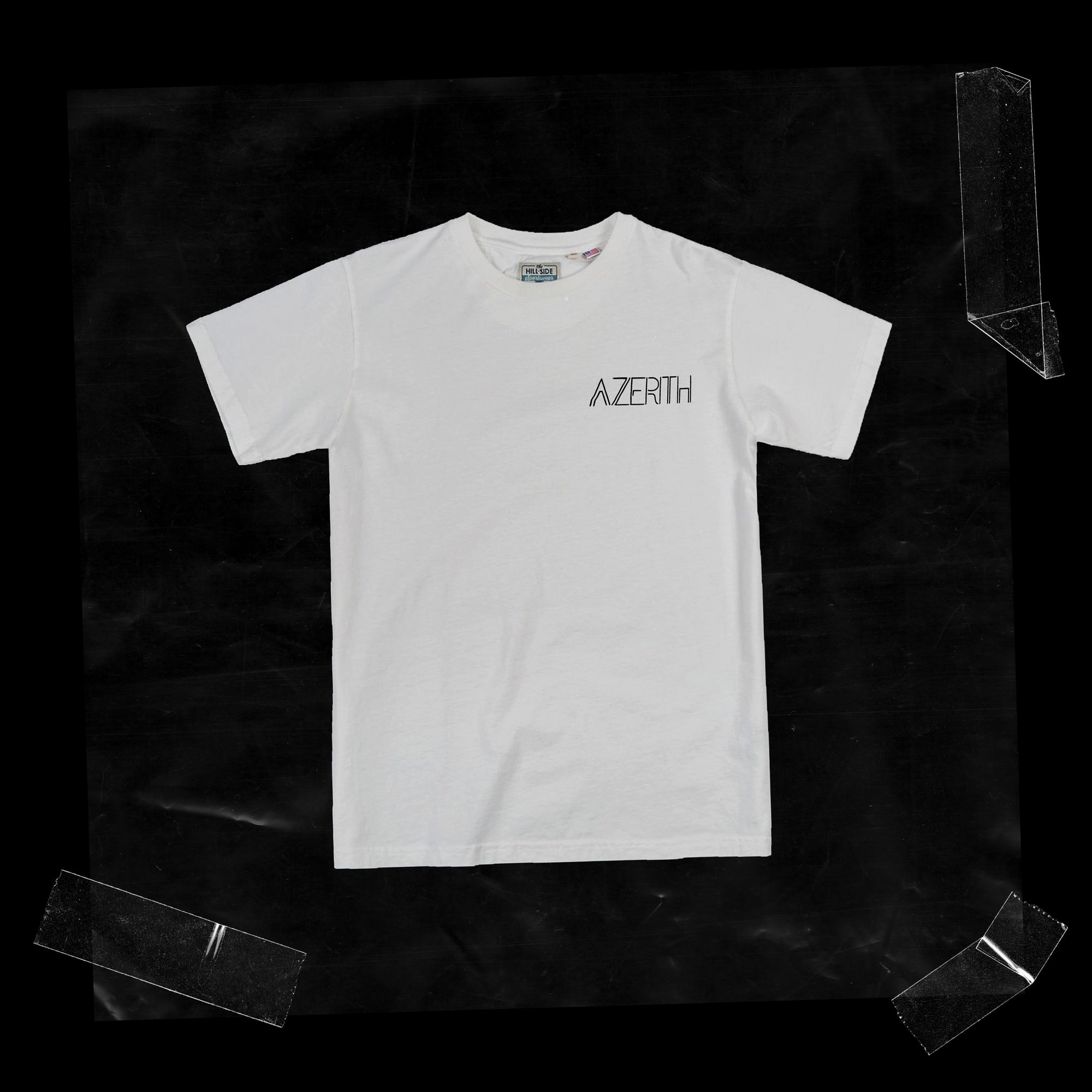 Image of AZERITH | White T [SS20]