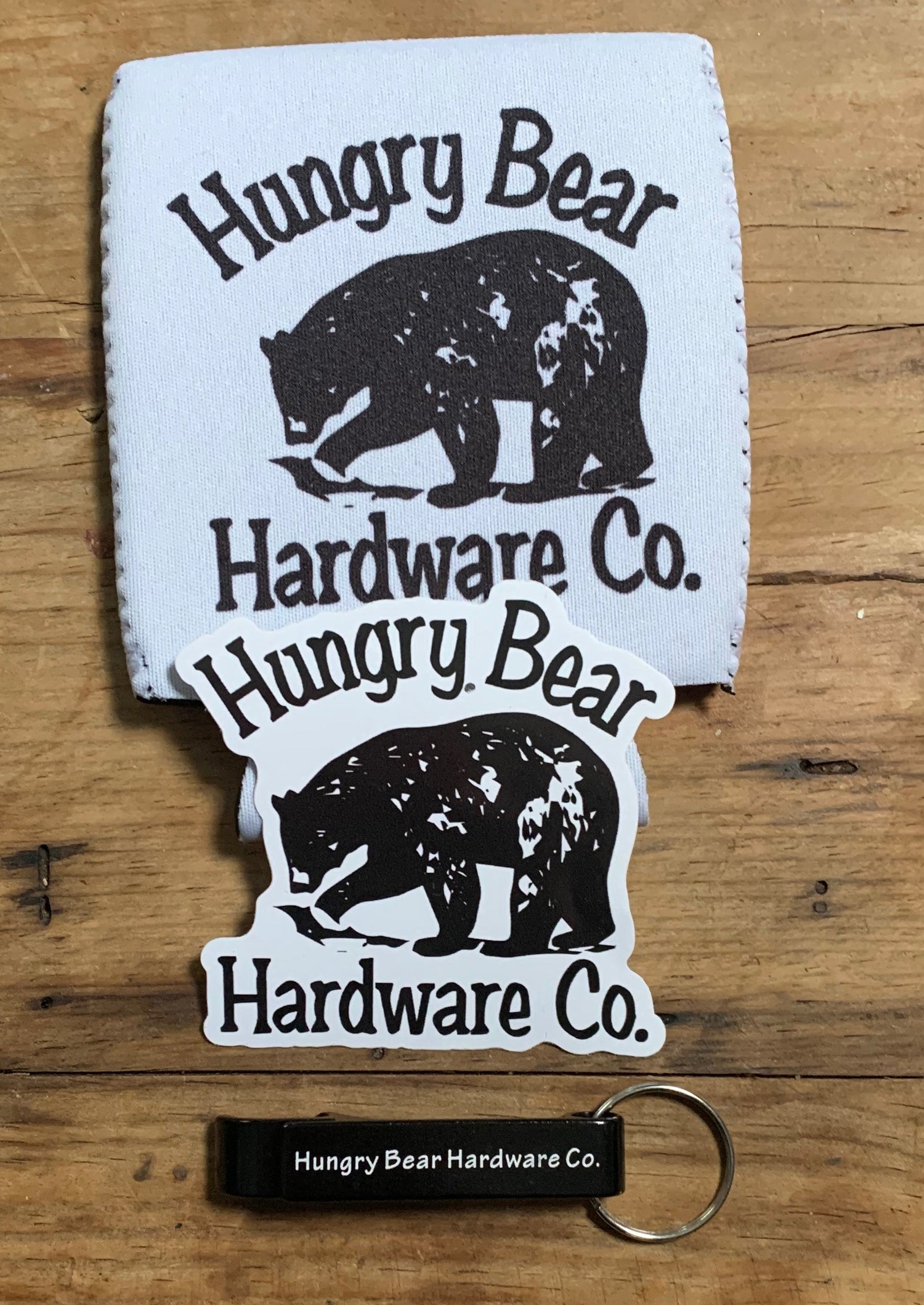 Image of Hungry Bear Coozie Combo set