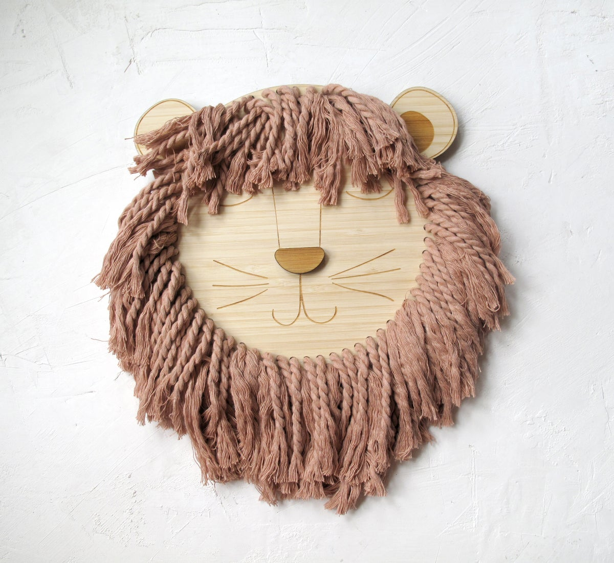 Slumbering Lion Wall Art