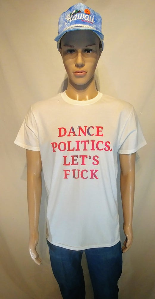 "Image of DIDACTIC - ""Dance Politics..."" Tees"